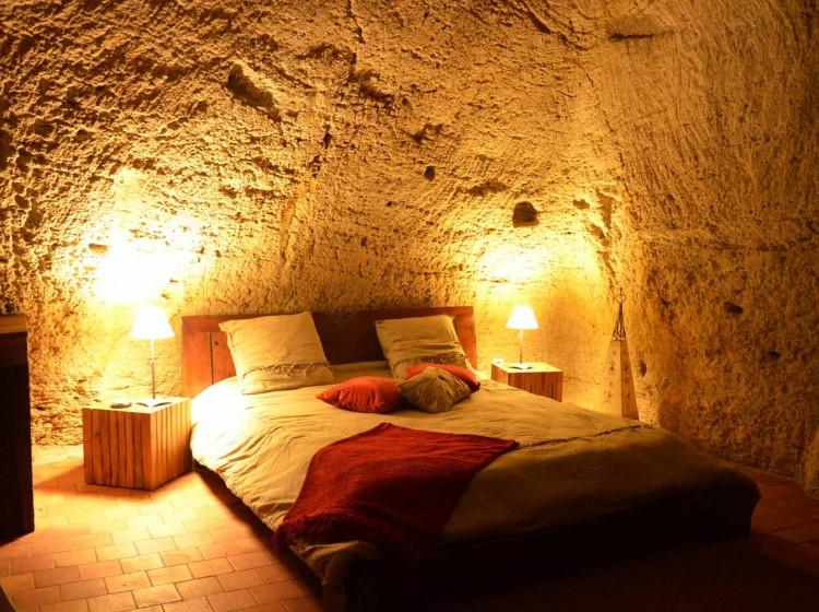 5 chambres d 39 h tes insolites pays de la loire s jour - Chambre d hote ligurie italie ...