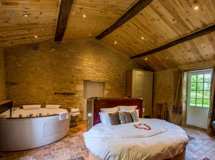 Hebergement Et Hotels Avec Spa Top Selection En Pays De La Loire